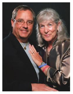 Bobby and Charlene Freeman
