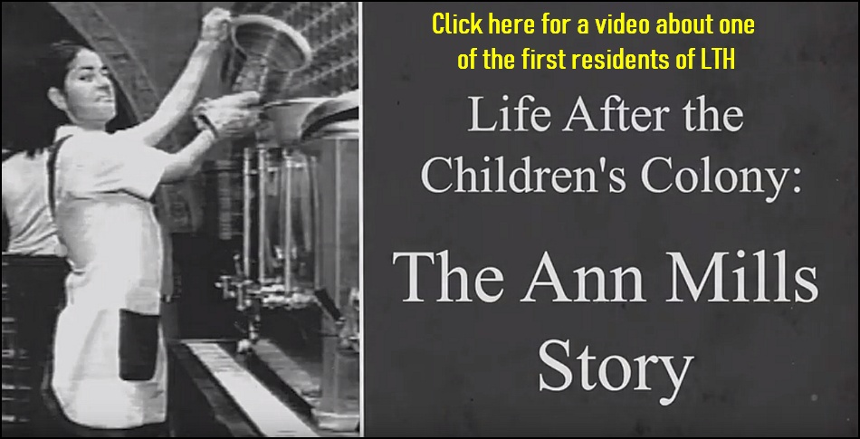 Life After the Children's Colony: The Ann Mills Story