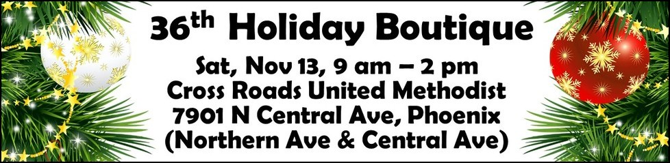 36th Holiday Boutique